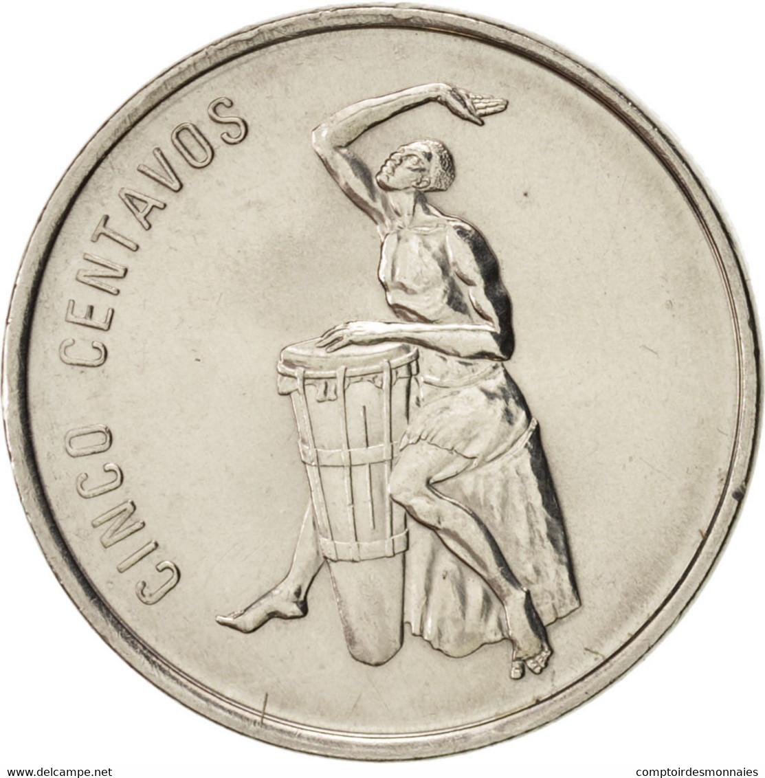 Dominican Republic, 5 Centavos, 1989, KM:69 - Dominicaine