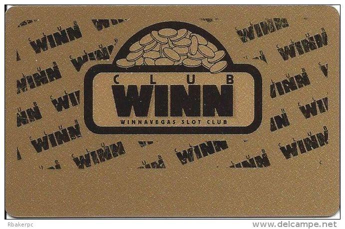 WinnaVegas Casino Sloan IA - 5th Issue Slot Card (Blank) - Casino Cards