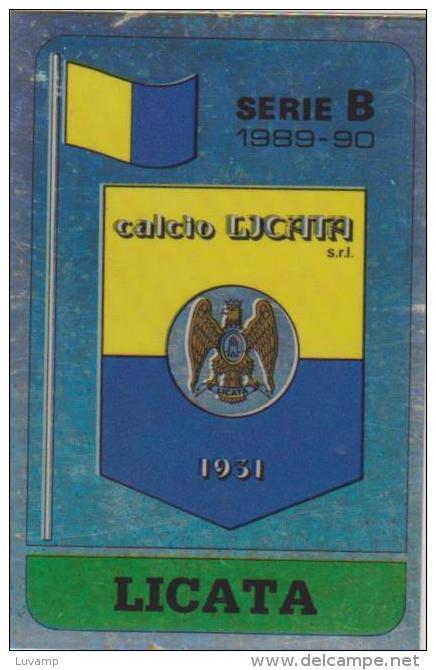 LICATA SCUDETTO SERIE B 1989 90  (161114) - Edizione Italiana