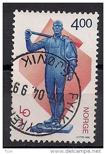Norwegen  (1999)  Mi.Nr.  1312  Gest. / Used  (ei122) - Norwegen