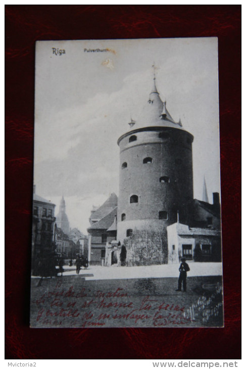 RIGA - - Lettonie