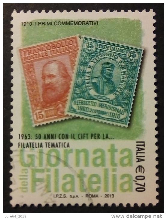 ITALIA 2013 - N° Catalogo Unificato 3488 - 6. 1946-.. Repubblica