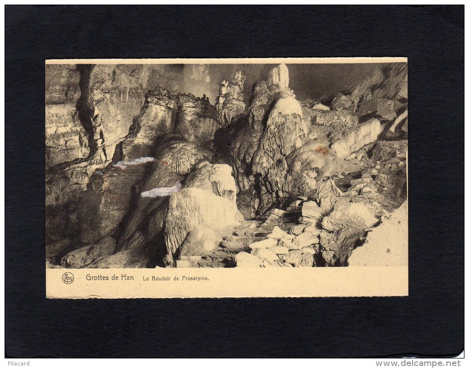 57500     Belgio,    Grotte  De  Han,  Le  Boudoir  De Proserpine,   NV - Rochefort