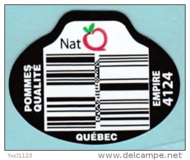 Fruits & Vegetables - Pomme Qualité Empire, Québec (FL4124) - Fruits & Vegetables