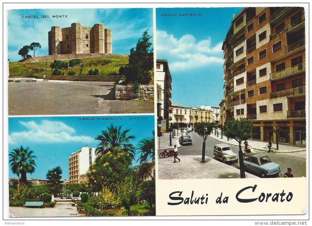 Saluti Da Corato - Bari - H2846 - Bari