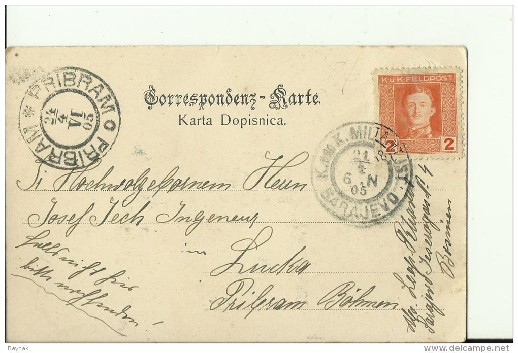 Bosnia And Herzegovina Bih1185 Sarajevo Franz Joseph