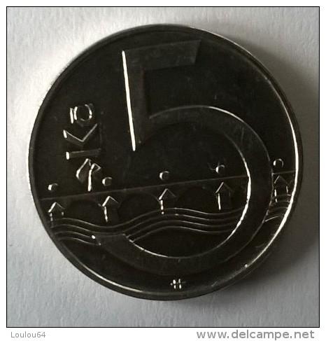 Monnaie - Tchéquie - 5 Kc 2006 - Superbe +++ - - Tchéquie