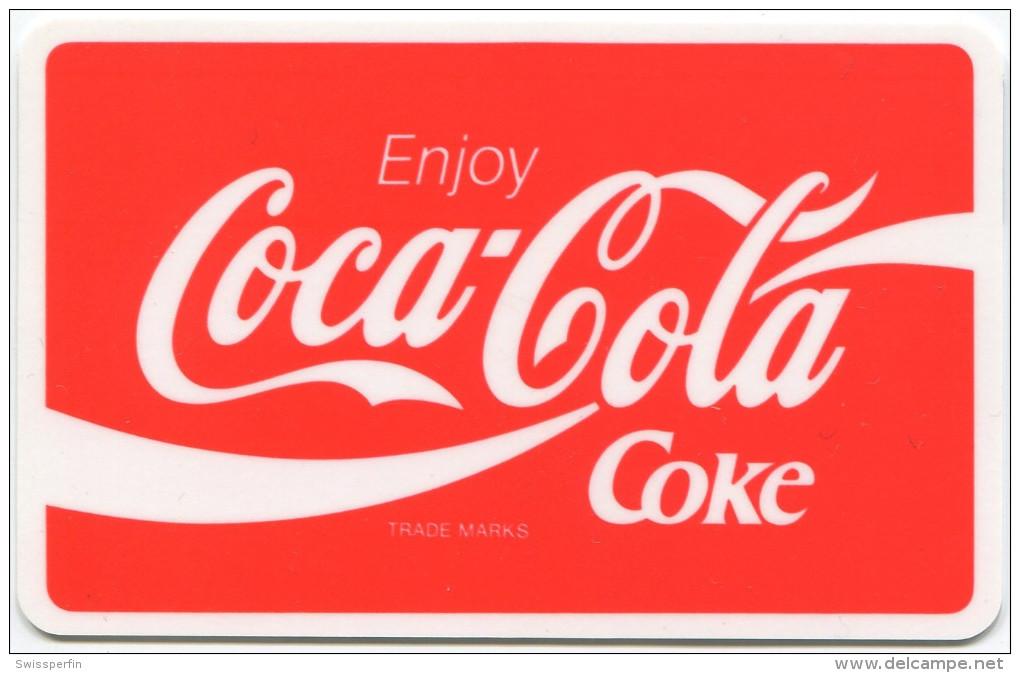 438 - AUTELcard Coca Cola - Suisse