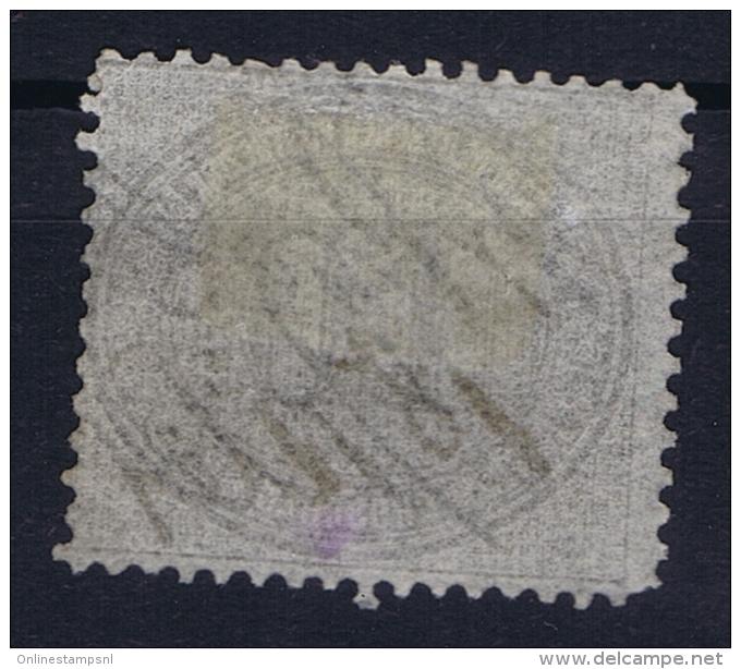 NDP  Mi Nr 25  Yv 23   1869 Used - Norddeutscher Postbezirk (Confederazione Germ. Del Nord)