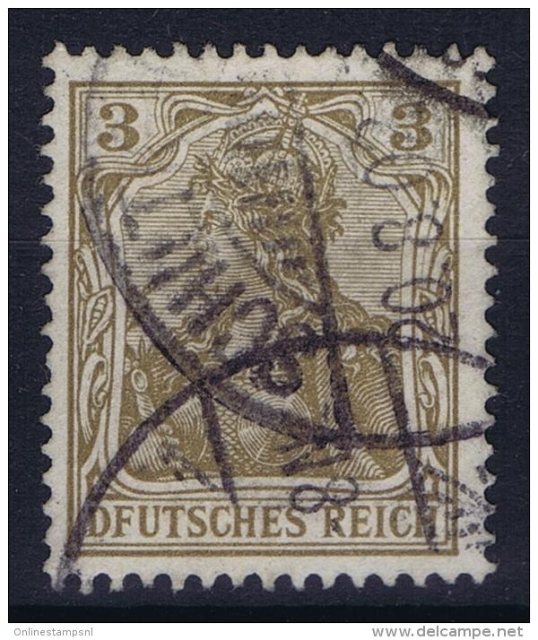 Deutsches Reich:  Mi Nr 69 I   DFutsche Reich  Used  1902 - Deutschland