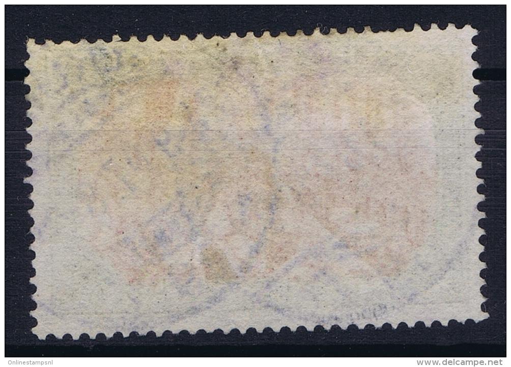 Deutsches Reich:   Mi Nr 81 Aa I Yv Nr 80 Used  UV Gelbichrot - Gebraucht