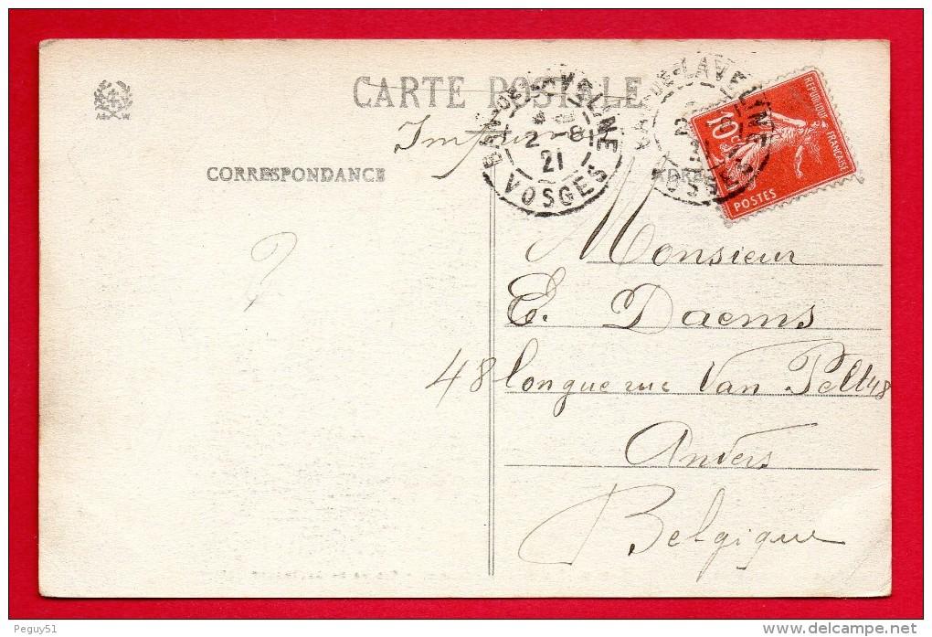 88. Ban-de-Laveline. Vallée De Lauterupt. 1921 - France