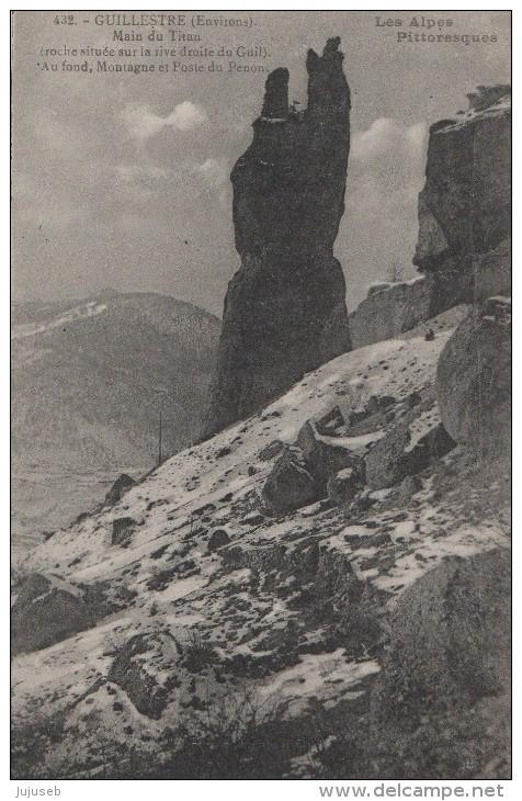 Guillestre, Main Du Titan - Guillestre