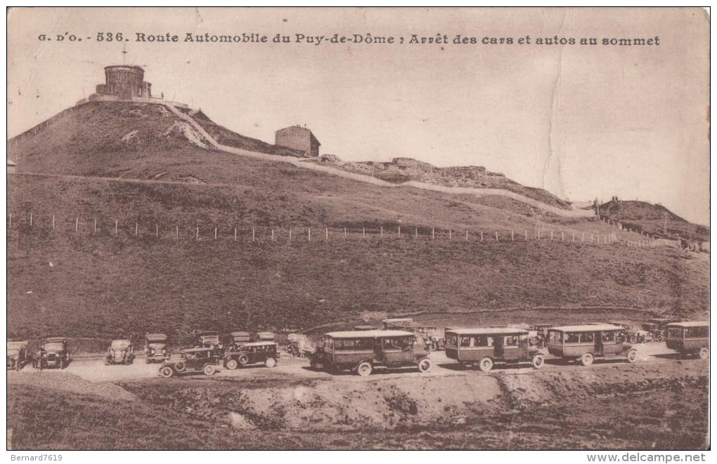 63  Le Puy De Dome - Frankrijk