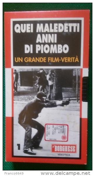 Quei Maledetti Anni Di Piombo Un Grande Film-verità - Geschichte