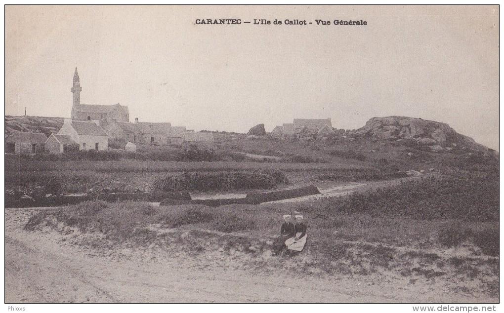 CARANTEC/29/L'Ile De Callot Vue Générale/ Réf:C4108 - Carantec
