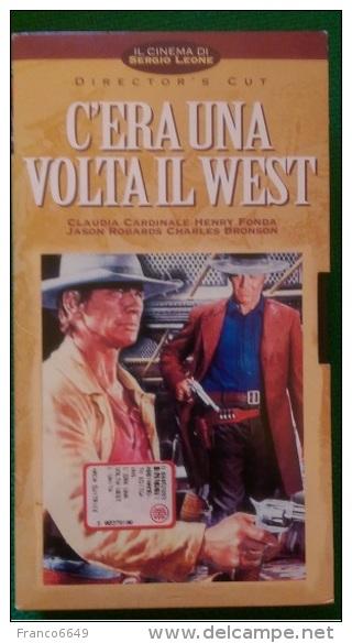 C'era Una Volta Il WEST - Western/ Cowboy