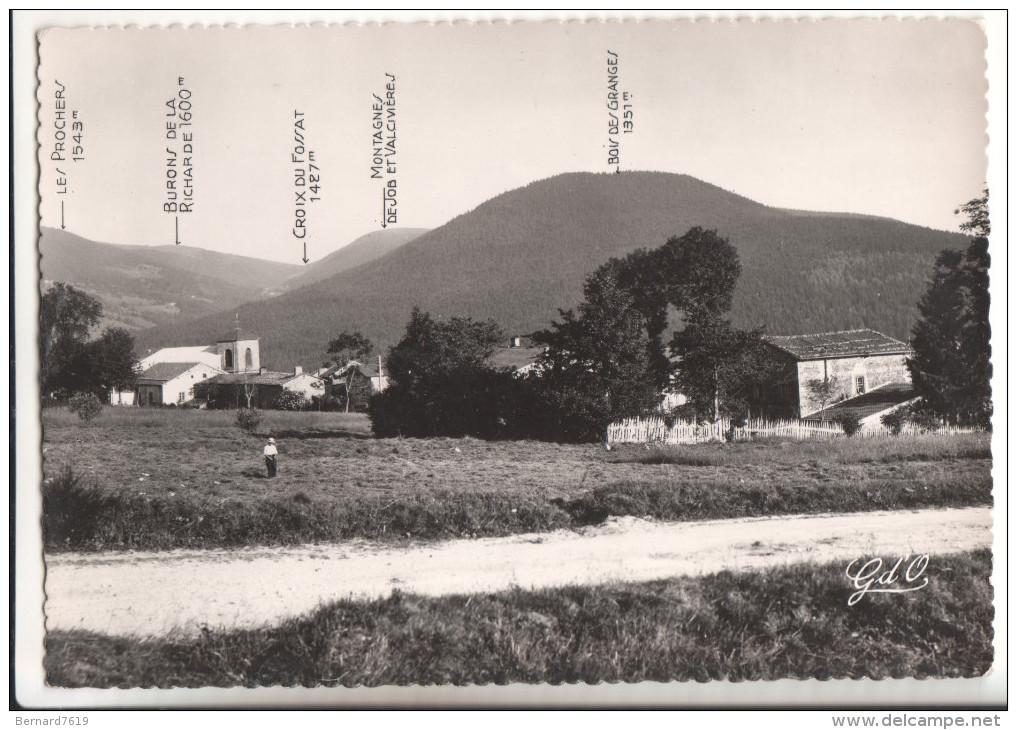 63    Saint Pierre La Bourlhonne - France