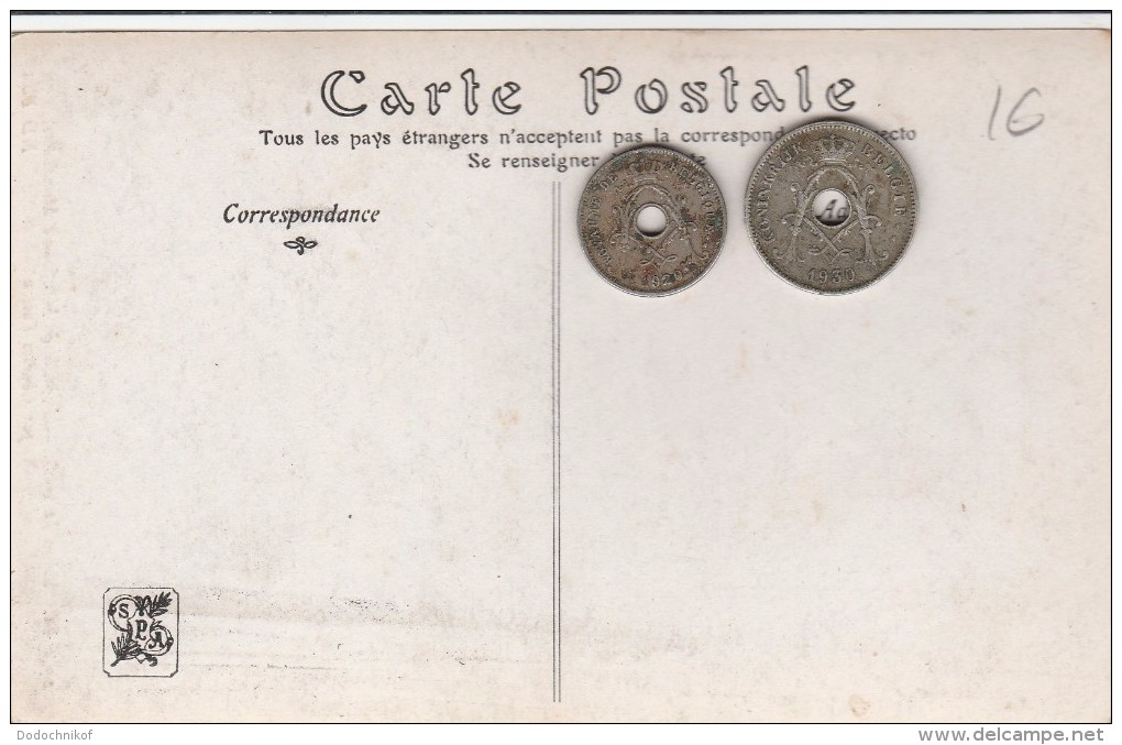 5 Centimes 1920 & 10 Centimes 1930 - Belgique - 1909-1934: Albert I
