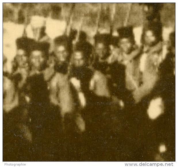 France Toulon Militaire Embarquement Des Tirailleurs Senegalais Ancienne Photo 1938 - War, Military