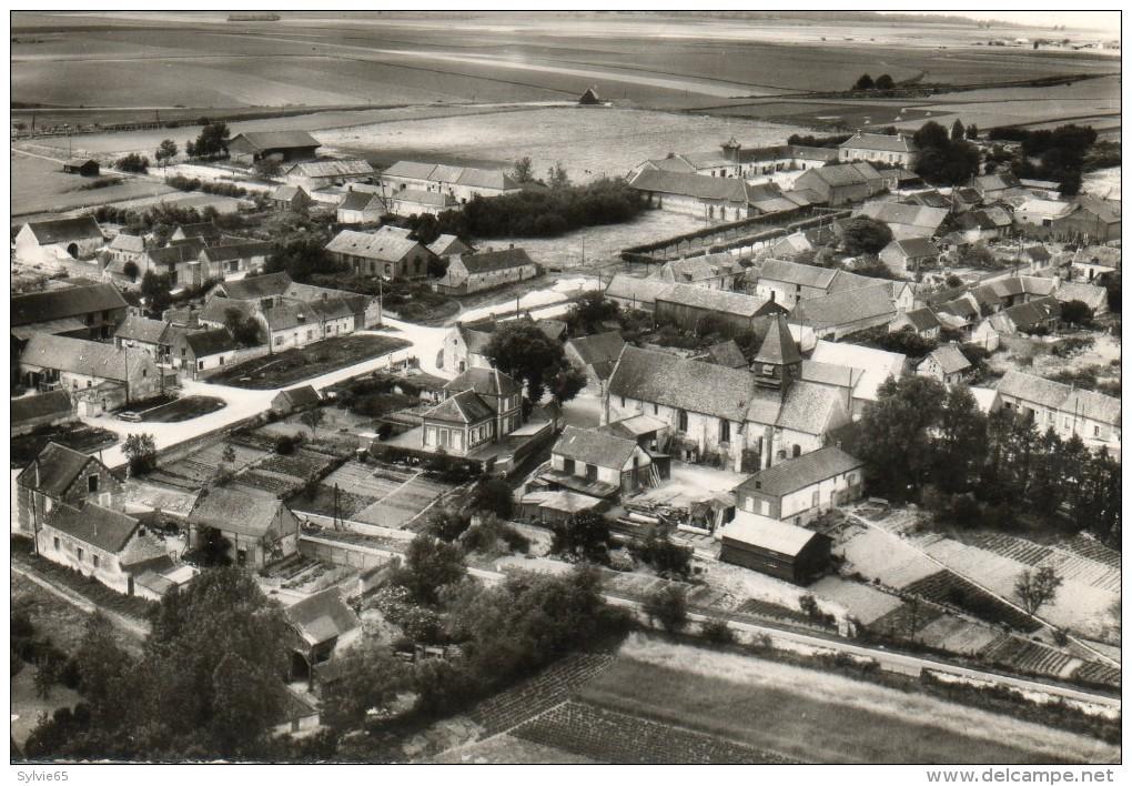 WACQUEMOULIN - Oise : Vue Aérienne. - France