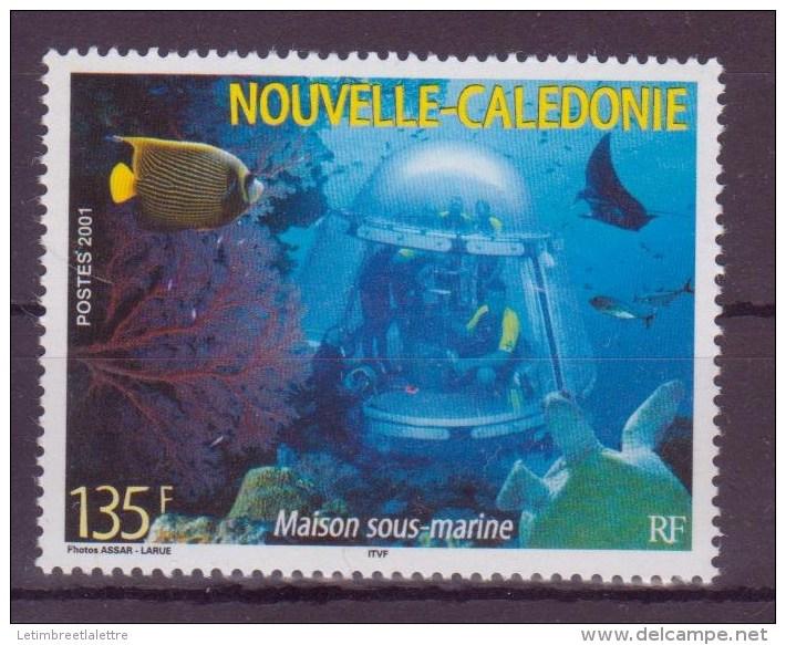 Nouvelles-Calédonie N°852** - Nueva Caledonia
