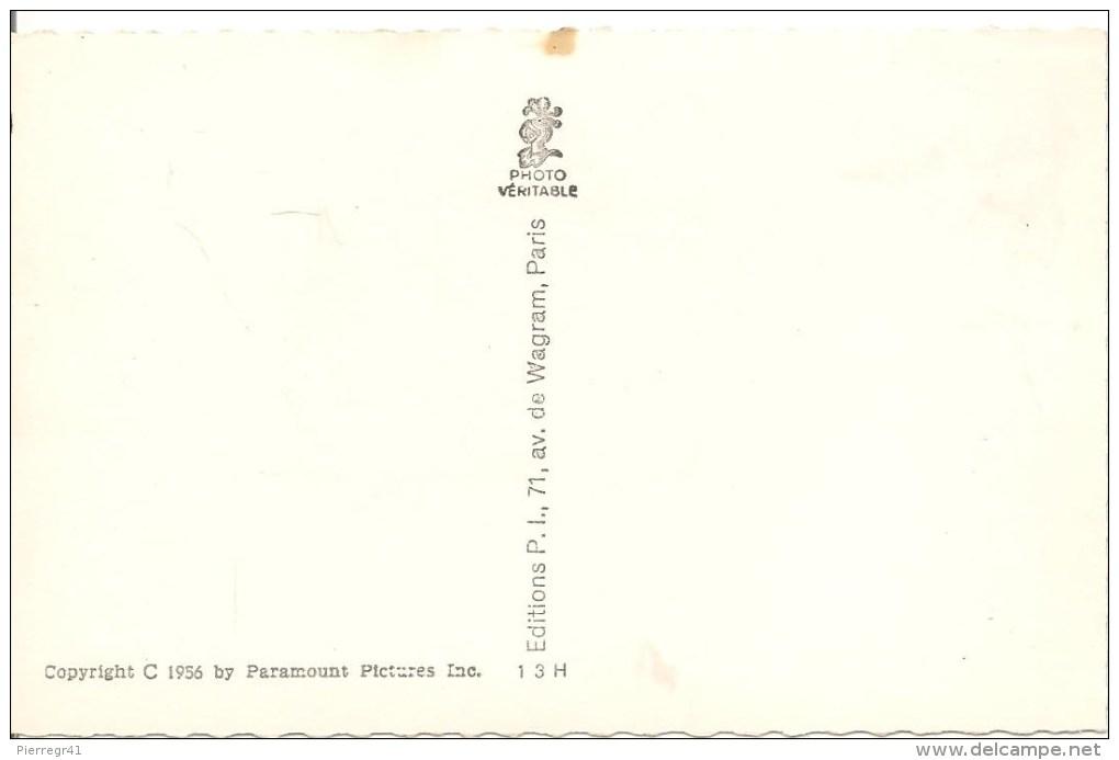 CPA-1956-ARTISTE USA-DEWEY MARTIN-Paramout-Edition P I-Paris-TBE - Artistes