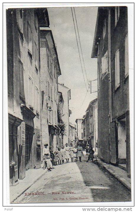 EMBRUN - Rue Neuve  .....(83236) - Embrun