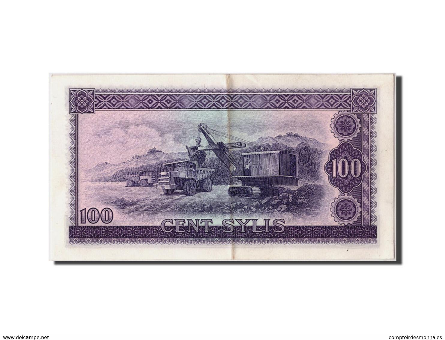 Guinée, 100 Sylis, 1971, KM:19, 1960-03-01, SUP - Guinée