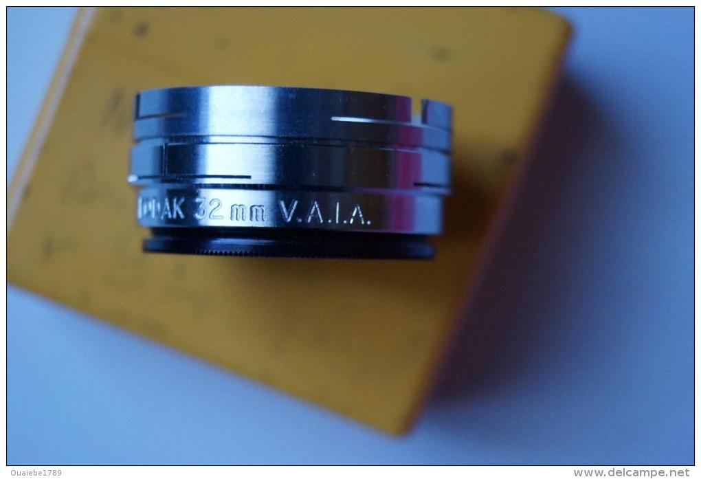 Lentille KODAK Additionnelle 32 Mm Pour Appareil De Collection - Lenses