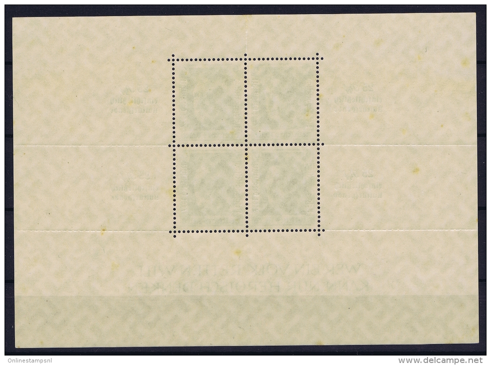 Deutsche Reich Mi Nr 11 MNH/**  Postfrisch, Some Spots In Gum - Deutschland