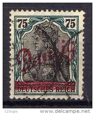 Danzig 1920 Mi 25, Gestempelt [160116XIV] - Danzig