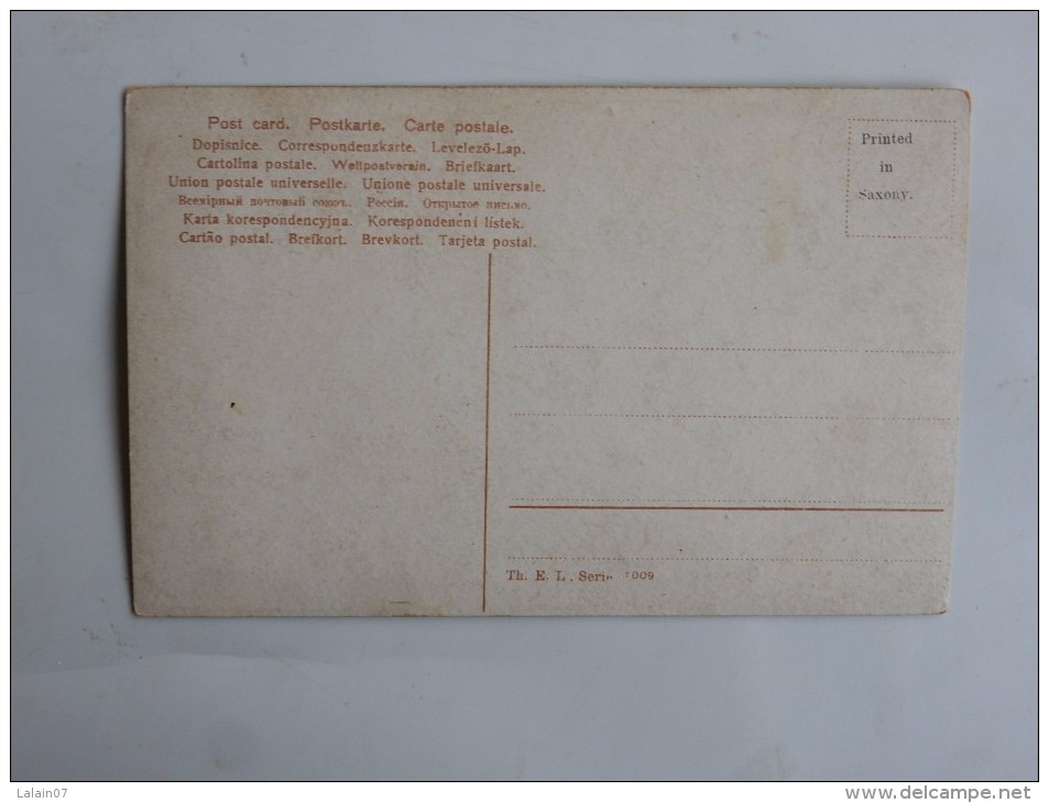 Carte Postale Ancienne : SAMOAN WOMAN, Seins Nus, Nude - Samoa