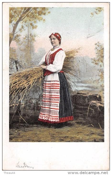 ¤¤  -     BOSNIE-HERZEGOVINE    -   Costume Folklorique    -  ¤¤ - Bosnie-Herzegovine