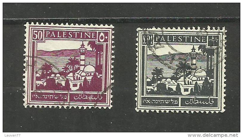 Palestine N°75, 81 Cote 5.80 Euros - Palestine