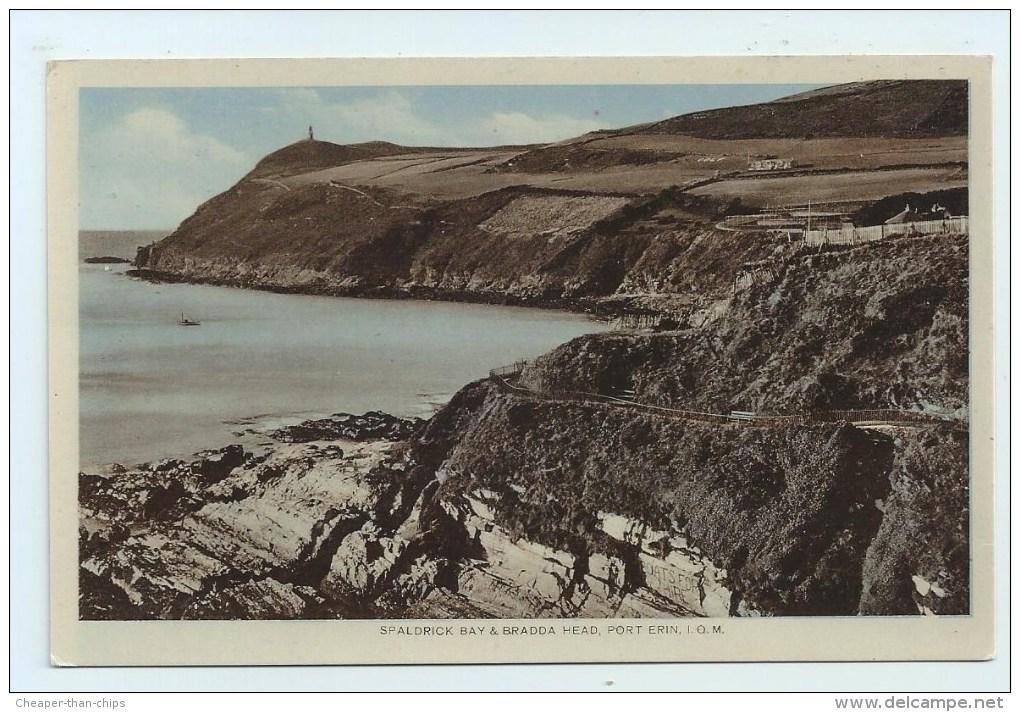 Port Erin - Spaldrick Bay And Bradda Head - Isle Of Man
