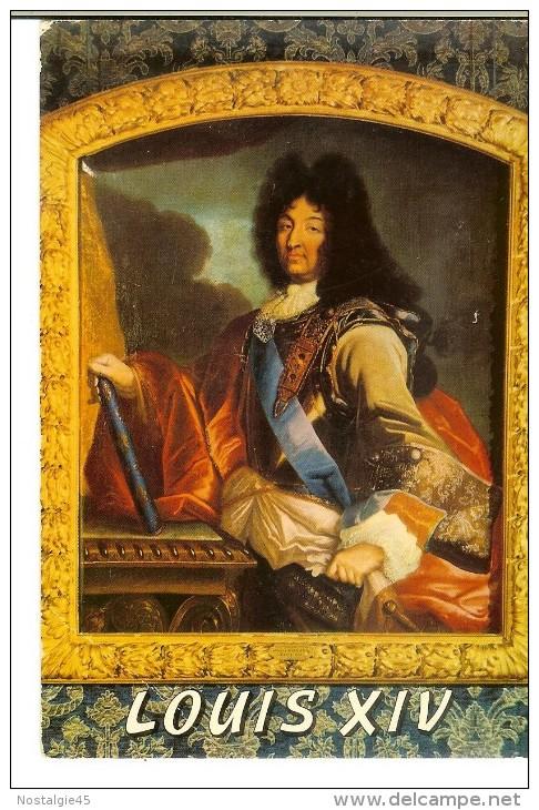 151. Ed Valoire - Louis XIV  - Pierre Mignard - Muséee Du Chateau De Blois - Histoire