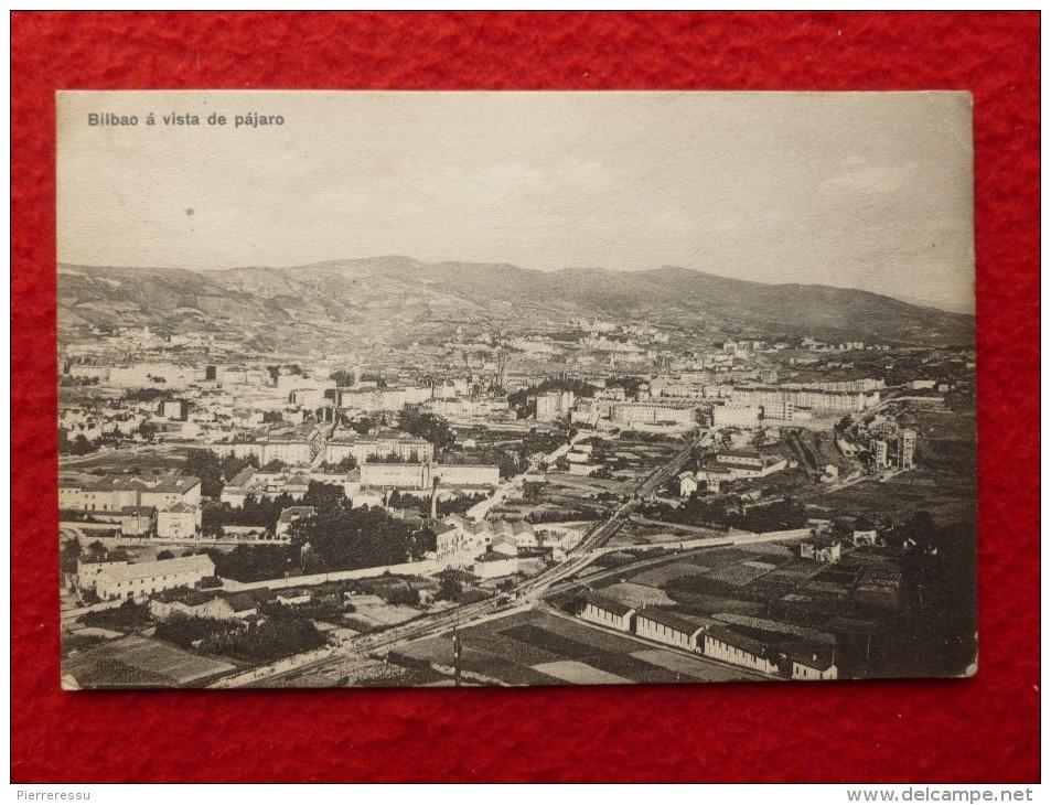 BILBAO  VISTA  GENERAL - Espagne