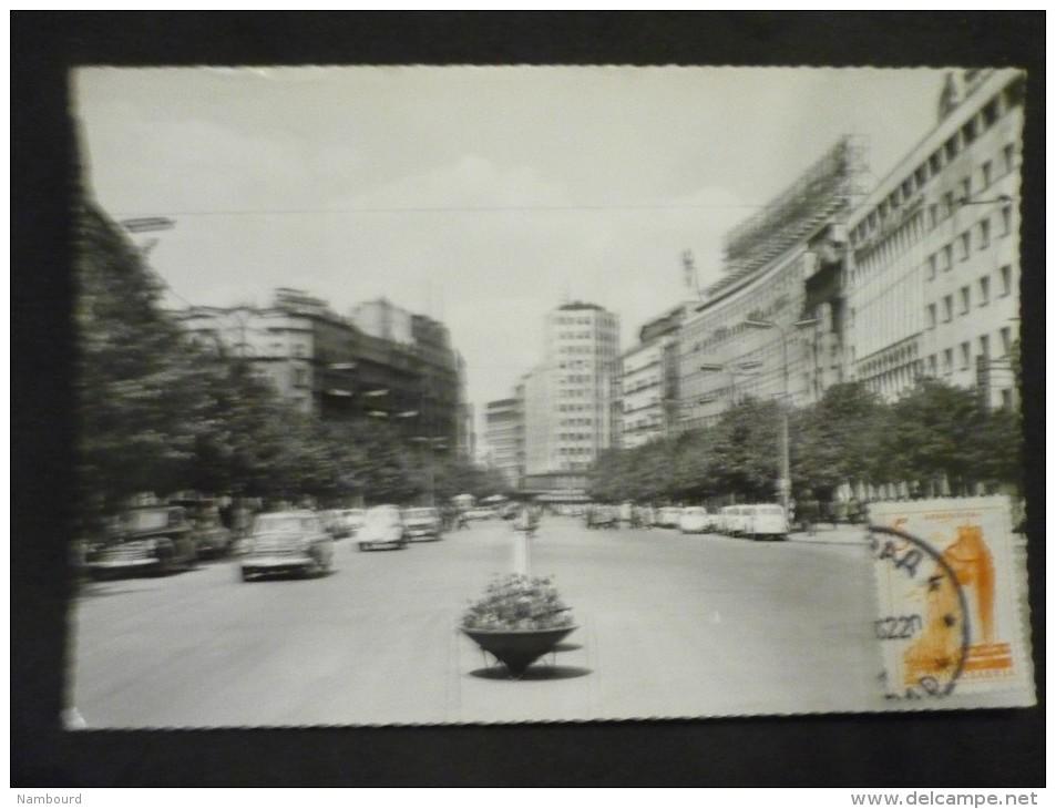 Belgrade Terazije 30/10/1962 - 1945-1992 République Fédérative Populaire De Yougoslavie