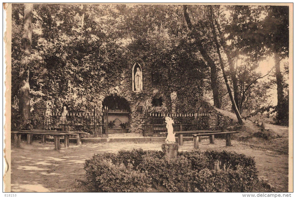 Tielt (Brabant) Grot OLV Van Lourdes - Tielt-Winge
