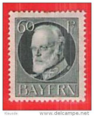MiNr.102 I X (Falz) Altdeutschland Bayern - Bayern