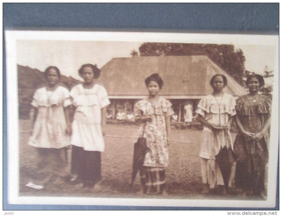 ILES SAMOA  JEUNES ELEVES DES SOEURS D APIA - Samoa