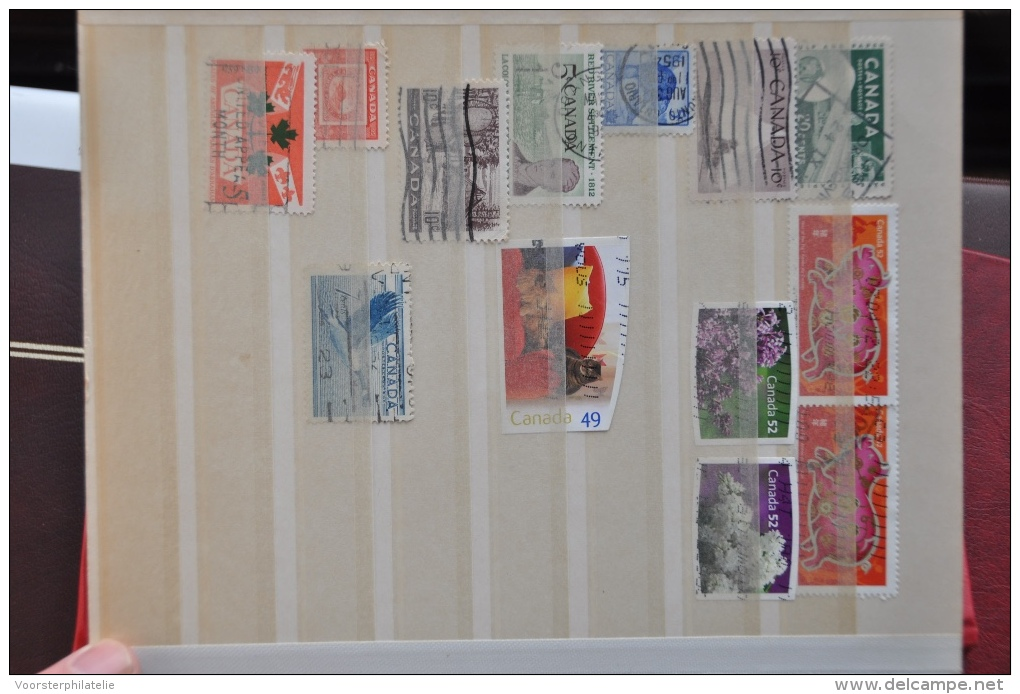 Bo 2 - 10 ++ LOT GESTEMPELD USED SEE SCAN. - Postzegels
