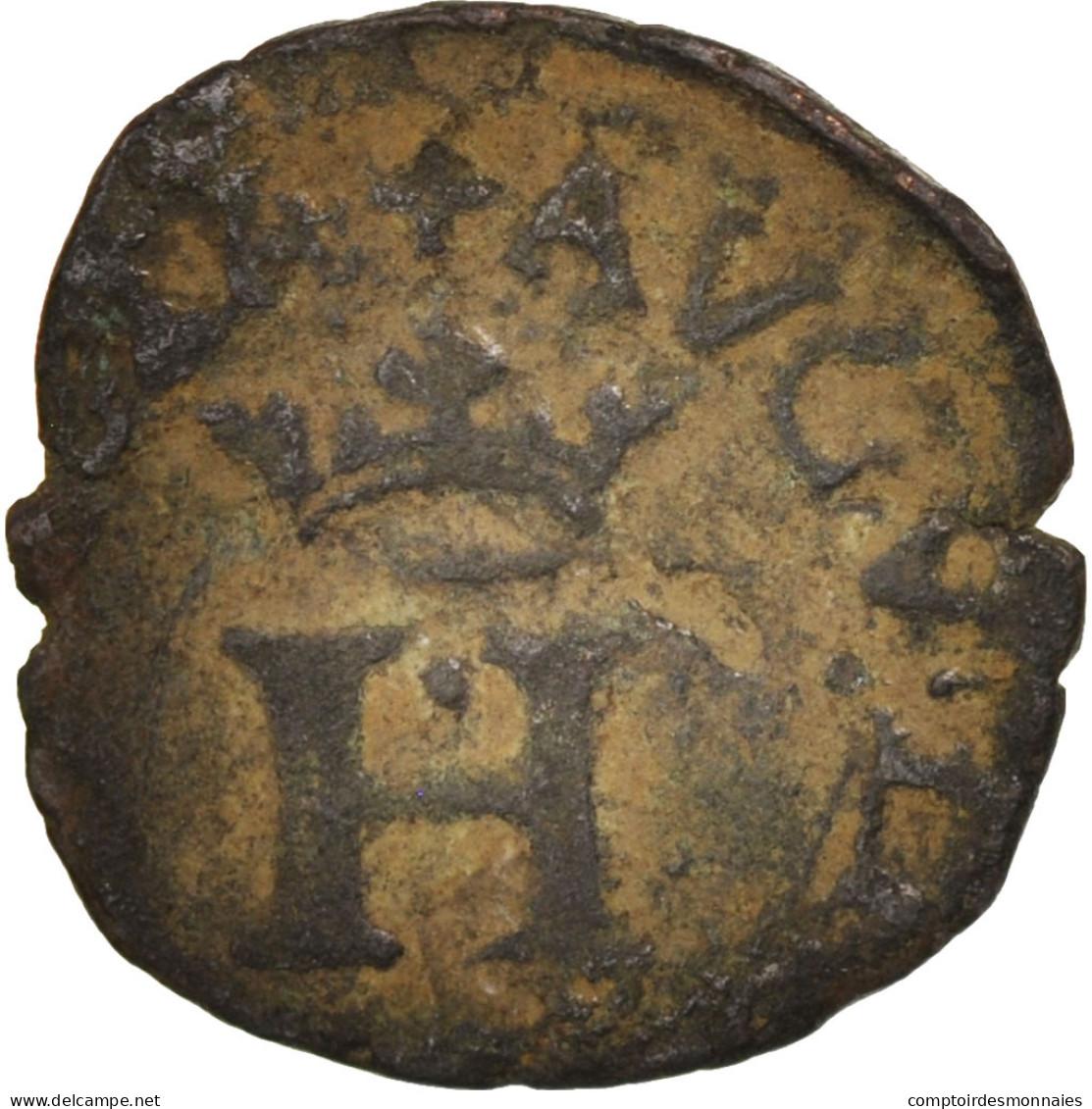 États Italiens, Liard, 1581, Venezia, TB+ - Regional Coins