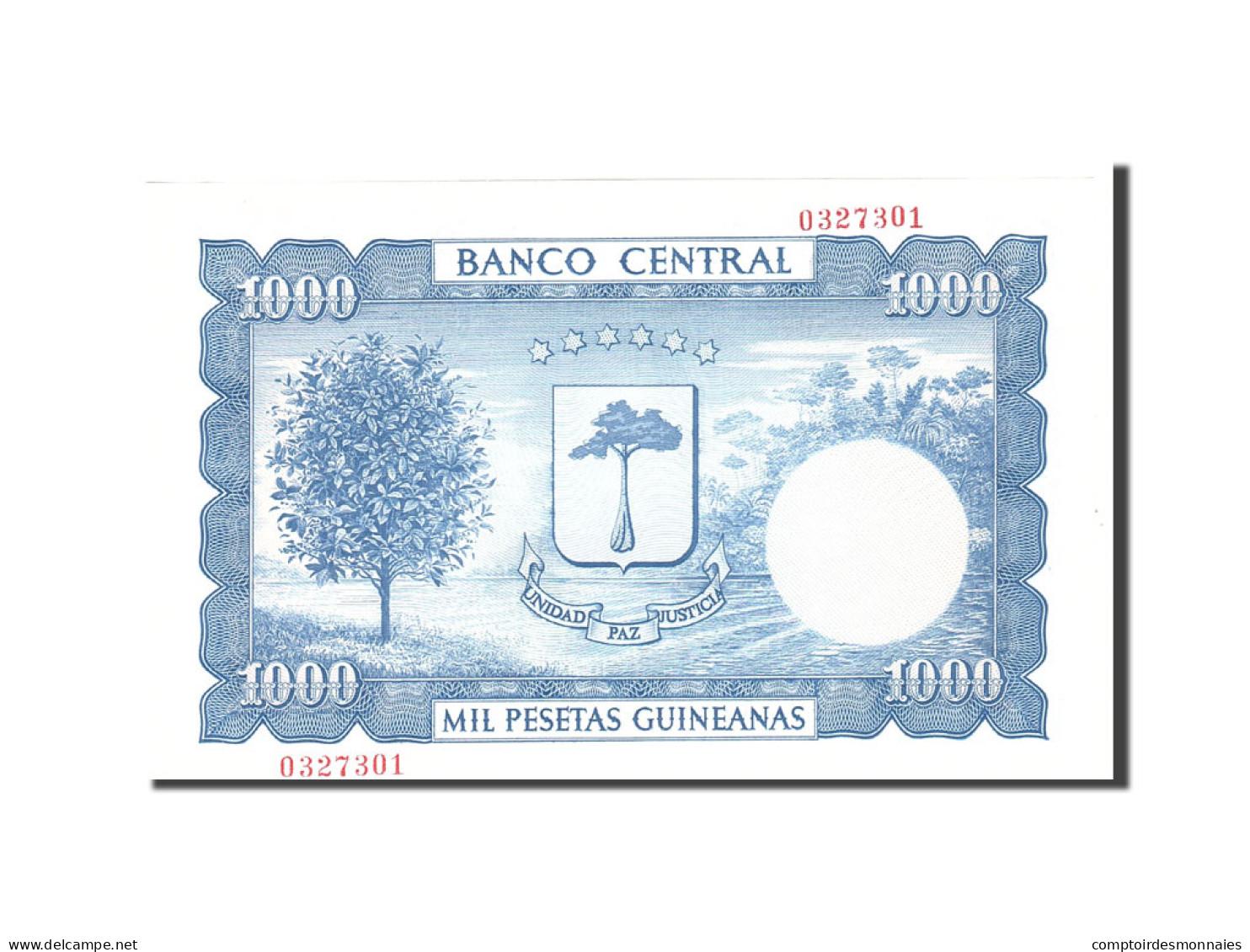 Equatorial Guinea, 1000 Pesetas Guineanas, 1969, KM:3, 1969-10-12, NEUF - Guinée Equatoriale