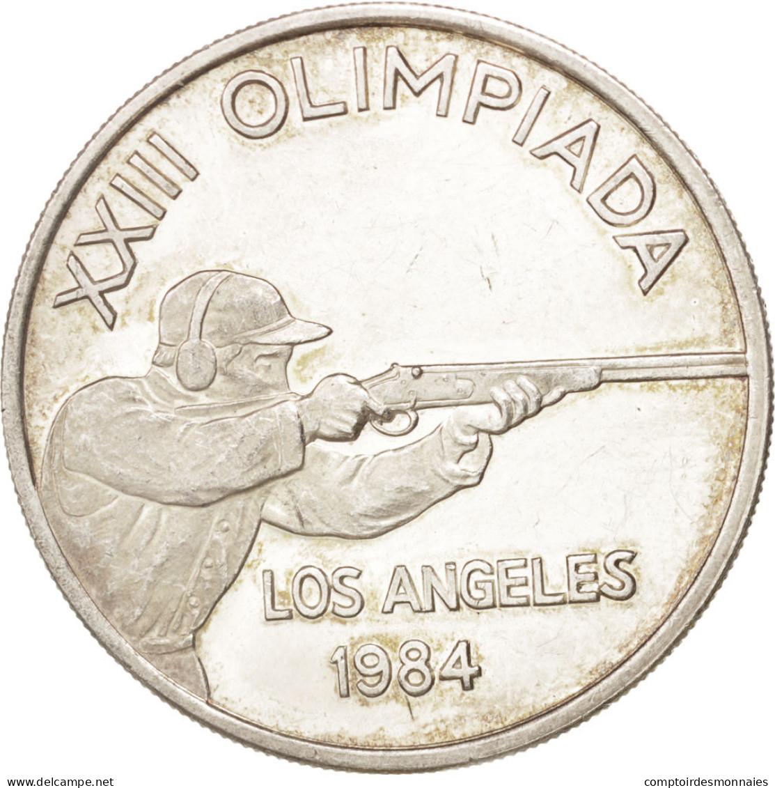Andorra, 20 Diners, 1984, Non Applicable, TTB+, Argent, KM:25 - Andorra