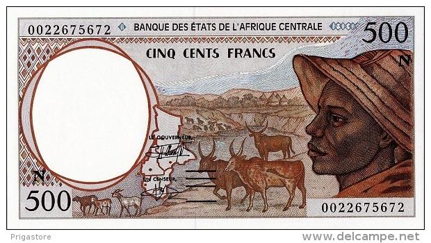 East African States - Afrique Centrale Guinée Equatoriale 2000 Billet 500 Francs Pick 501 G Neuf UNC - Guinée Equatoriale