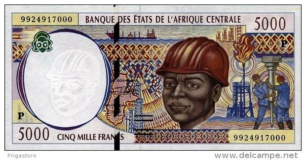 East African States - Afrique Centrale Tchad 1999 Billet 2000 Francs Pick 604 E Neuf UNC - Tchad
