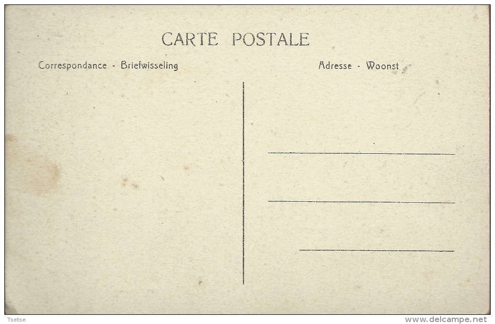 Wakken - Kasteel ( Verso Zien ) - Dentergem