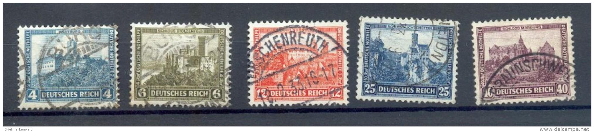DR-Weimar 474/78 Sauber Gest. 110EUR (73520 - Deutschland